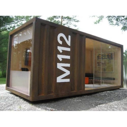 Dollhouses Dollhouse Digest Container House Design Container House Container Architecture