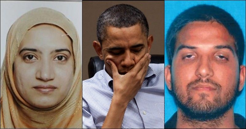 With President Barack Obama and his administration willfully hiding the details about the shooting in San Bernardino, California, it seems that not too many people are buying the crap that they are putting out. In fact, a recent bombshell has just been leaked pertaining to the killer wife and the time she spent in the Middle East – and Obama is shaking in his boots over it.