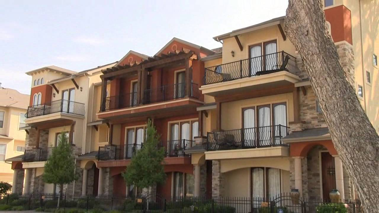New Townhomes In Houston Texas