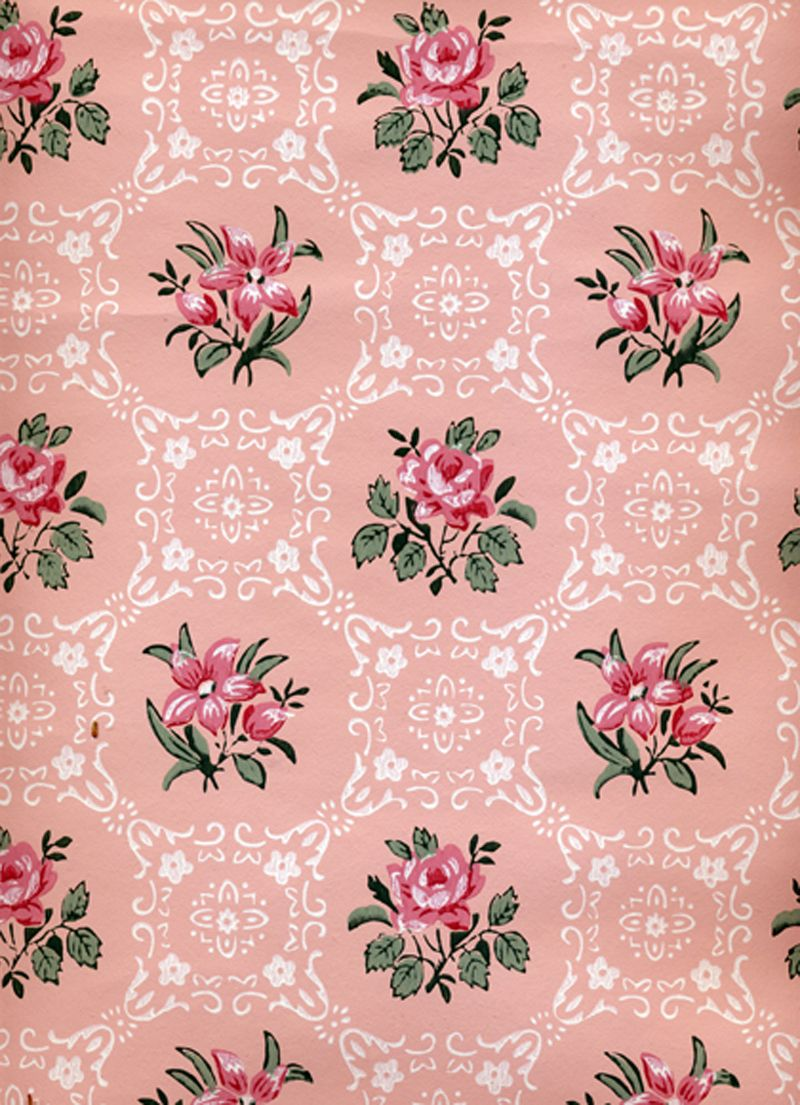 Vintage Wallpaper | vector | Pinterest | Vintage ...