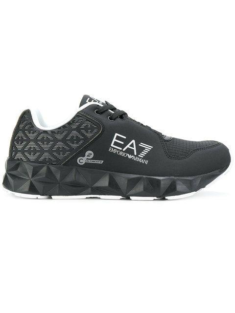 Ea7 Emporio Armani C2 Ultimate Sneakers