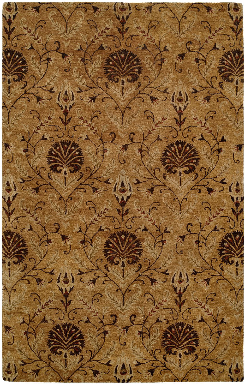 Handtuft Teppiche Simpson Hand Tufted Ivory Area Rug Products Baum