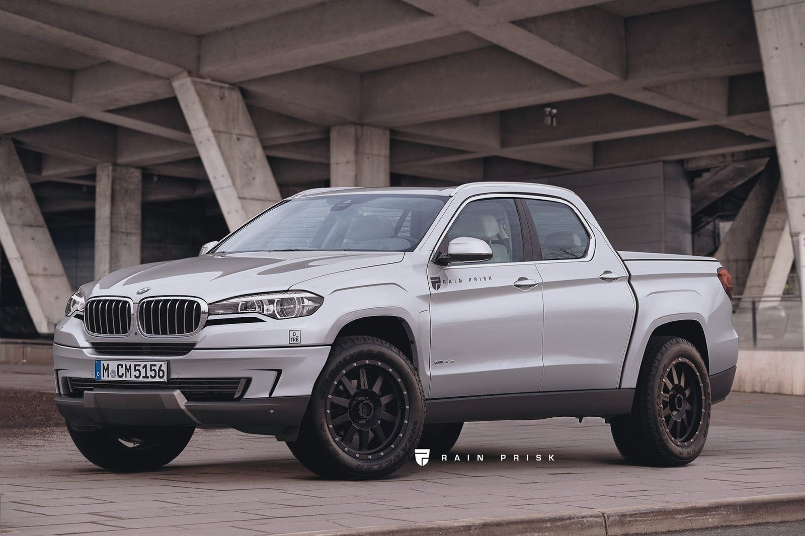 This Bmw Pickup Truck Rival To The Mercedes Benz X Class Could Be A Home Run Bmw Australia Bmw Truck Pickup Trucks