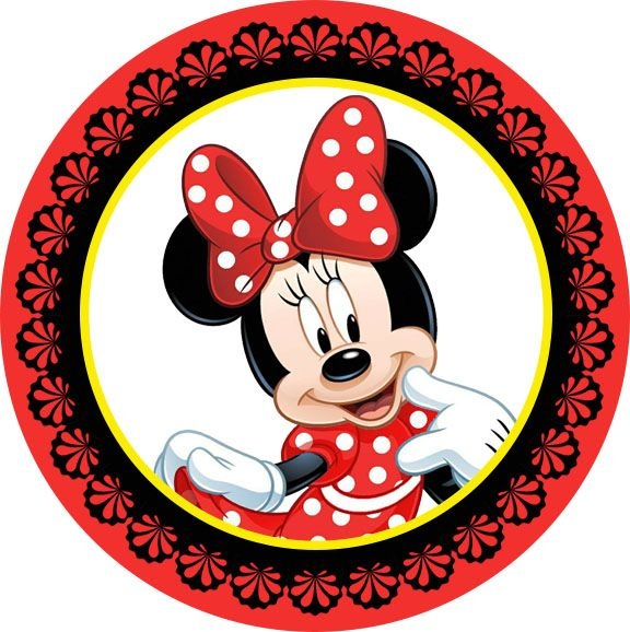 Kit Festa Pronta Minnie Gratis Para Baixar Festa Pronta