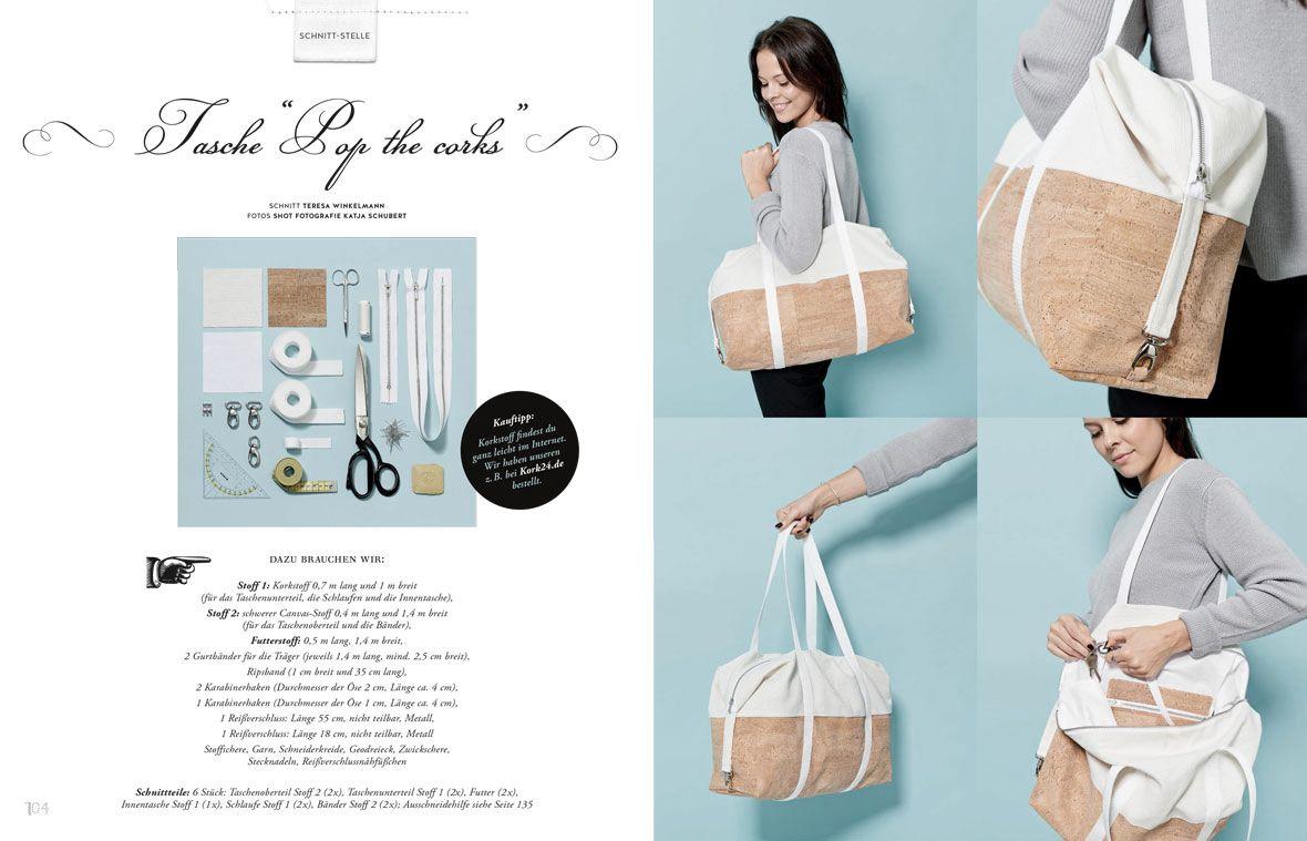 CUT Magazine #12 - Weekend Tasche \