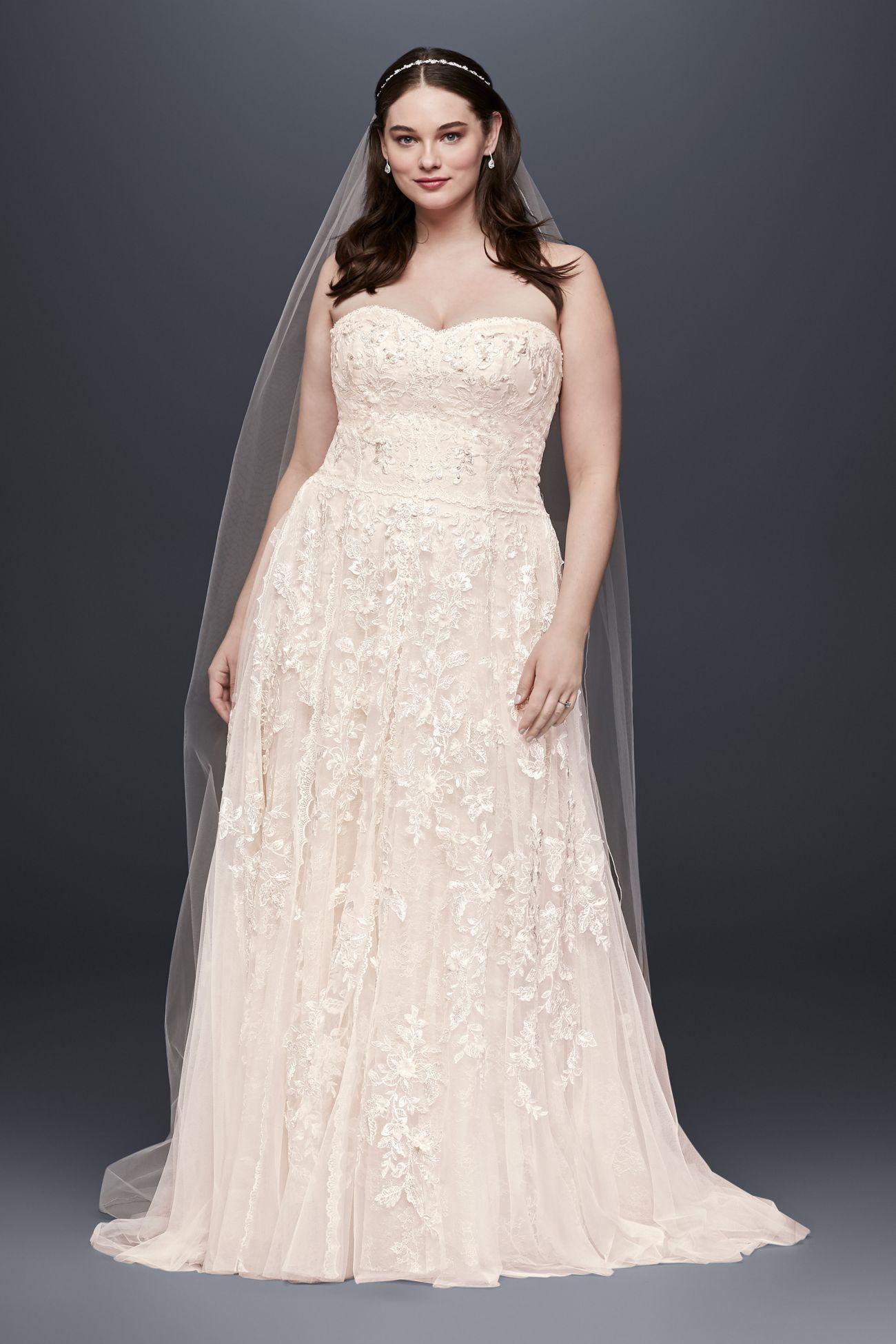 Boho wedding dress plus size  MS  goin to the chapel one day  Pinterest  Wedding