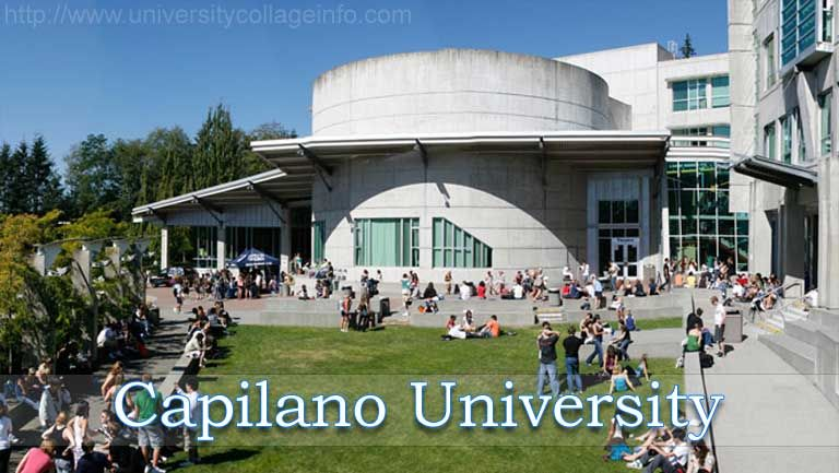 Image result for capilano university canada