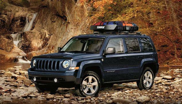 2014 Jeep Patriot Interior Dimensions Jeep Patriot 2013 Jeep