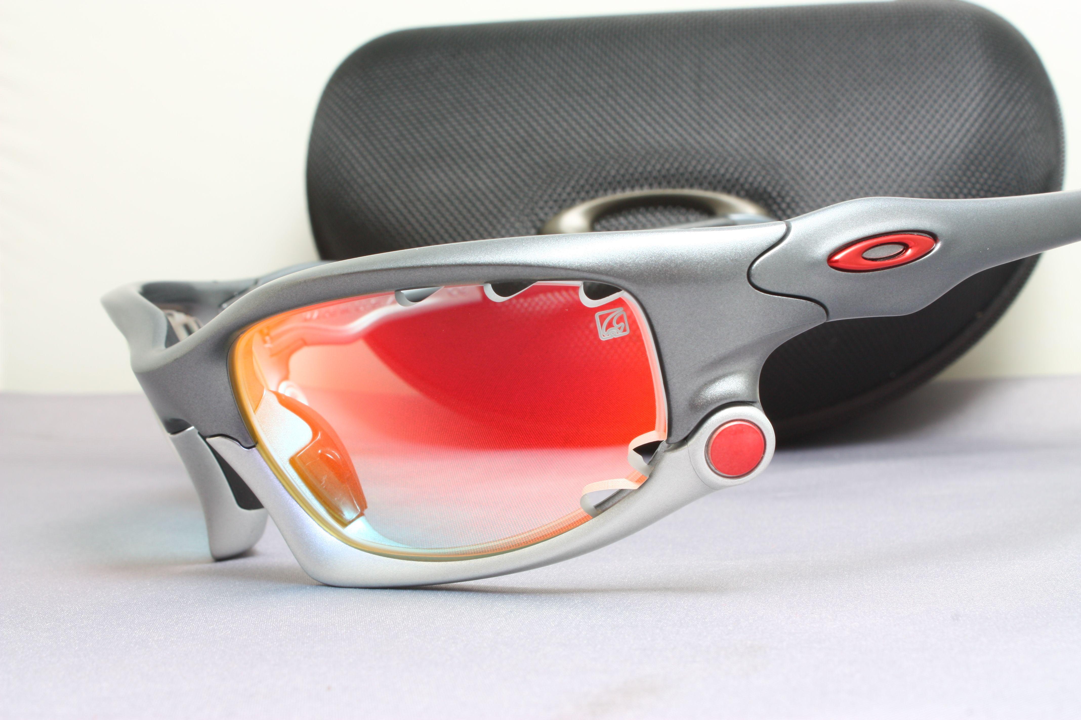 Oakley jawbone sport eyewear with adhoc RX optic lenses ...