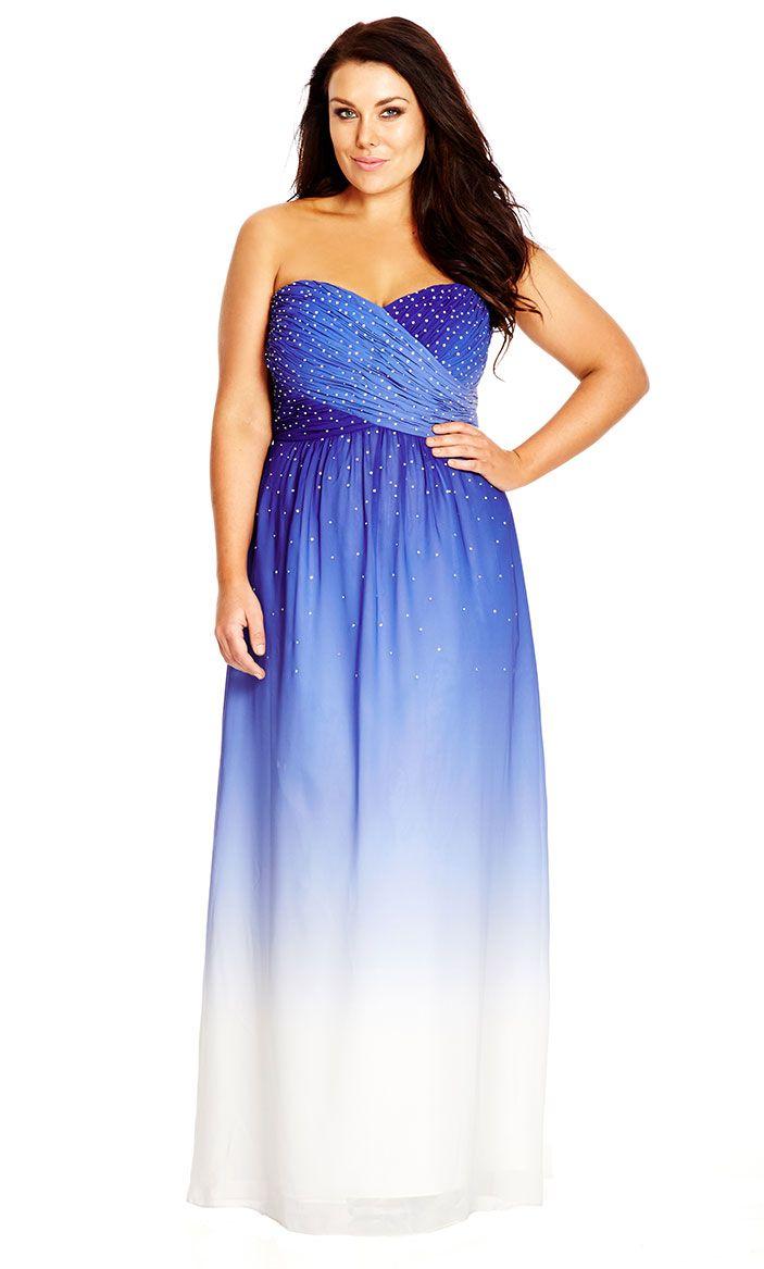 7936b524915 City Chic Enchanted Maxi Dress - Women s Plus Size Fashion - City Chic Your  Leading Plus Size Fashion Destination  citychic  citychiconline   newarrivals ...