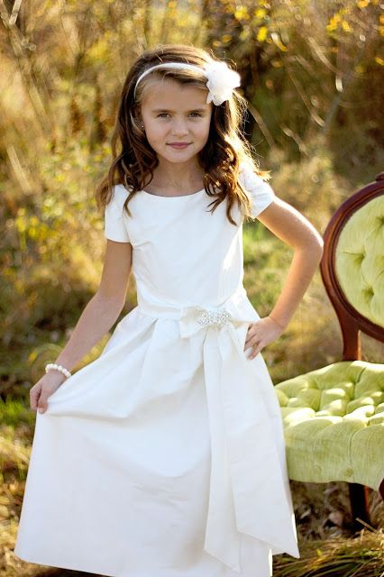 2ba3c105317f6 LDS Baptism photo   dress