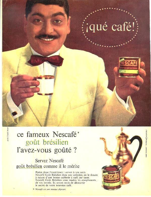 Nescafé 1960