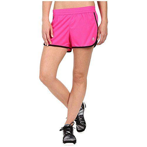 (アディダス) adidas レディース ボトムス ショートパンツ 100M Dash Knit Shorts 並行輸入品  新品【取り寄せ商品のため、お届けまでに2週間前後かかります。】 表示サイズ表はすべて【参考サイズ】です。ご不明点はお問合せ下さい。 カラー:Shock Pink/Black