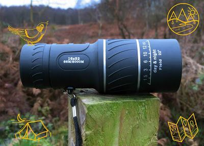 Gadget girl reviews: archeer monocular 16 x 52 monocular dual focus