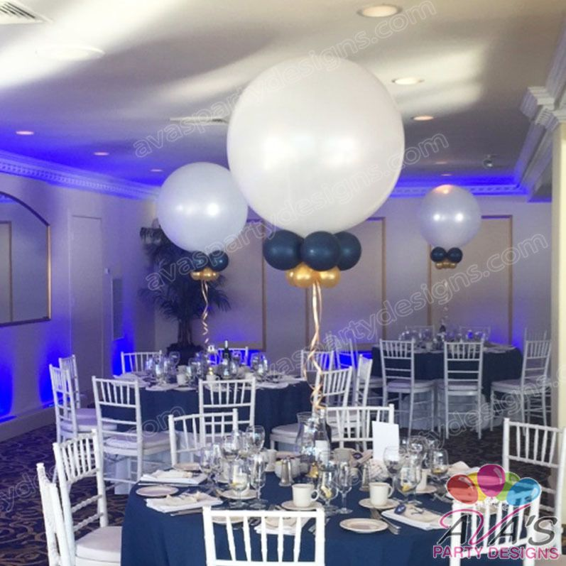 Quot balloon centerpiece bar mitzvah star wars