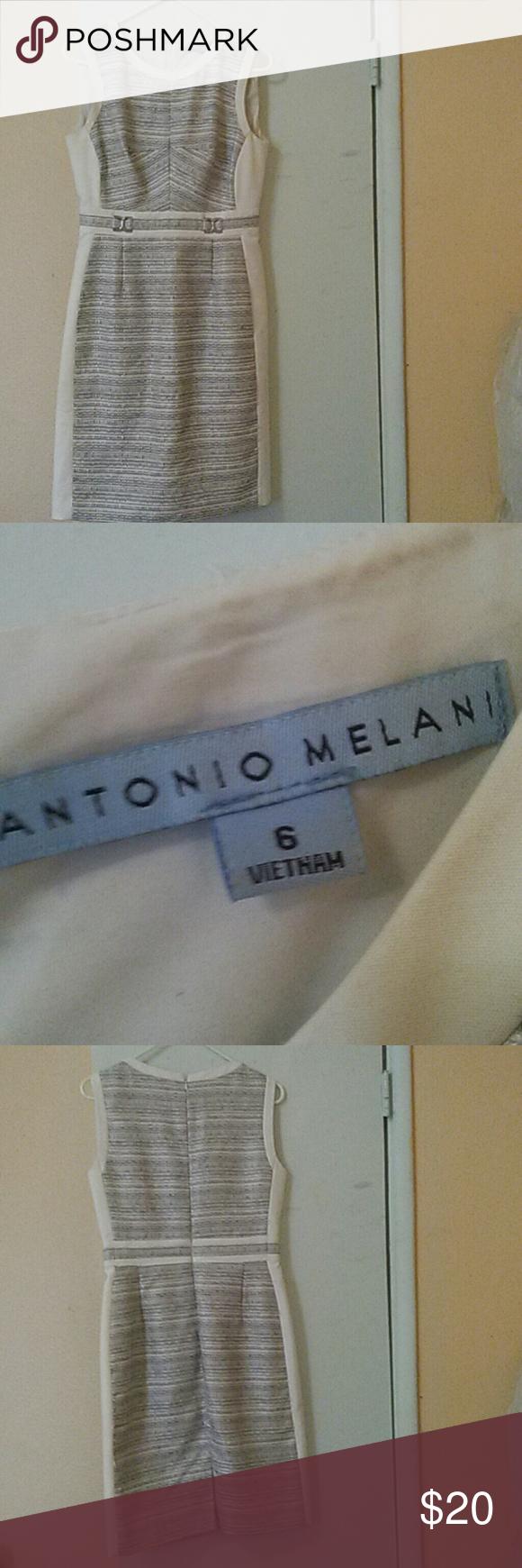 Antonio melani dresd Fair condition flaws shown in last pic ANTONIO MELANI Dresses