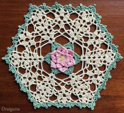 Handmade doilies, bookmarks, ornaments, angels, and more
