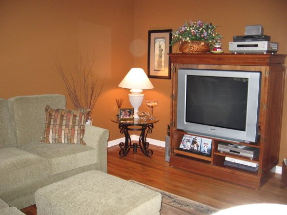 Living Room Furniture Arrangements With Tv In Corner