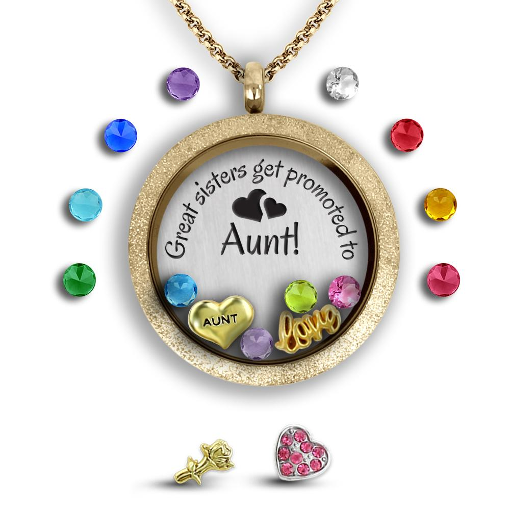 custom tree locket lockets birthstone family