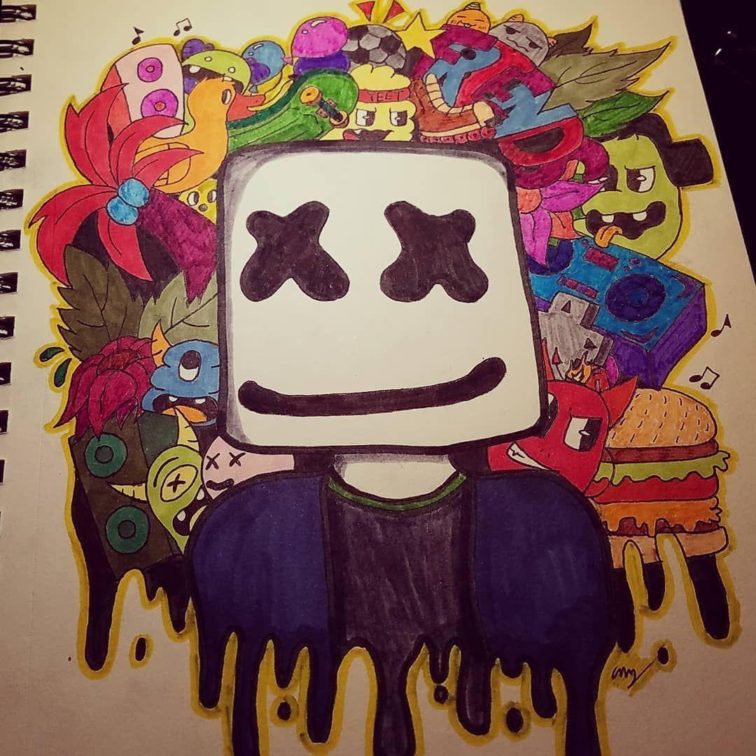 Zhc Art Easy Zhc Art Doodle Art Designs Doodle Art Drawing Doodle Art
