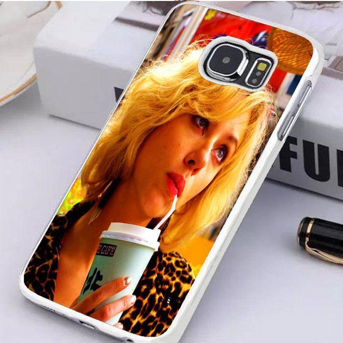 Lucy Scarlett Johansson Samsung Galaxy S6 Edge Plus Case