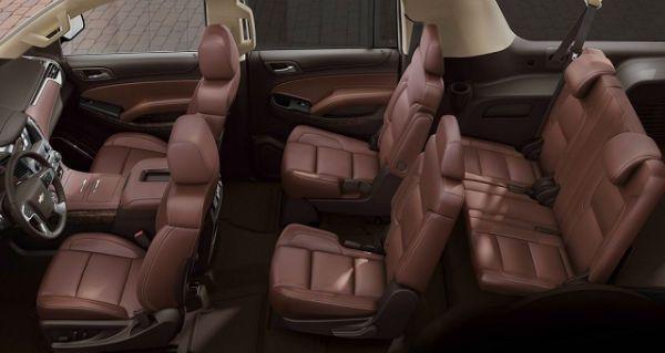 2016 Chevrolet Suburban Inside Chevrolet Tahoe Chevy Tahoe