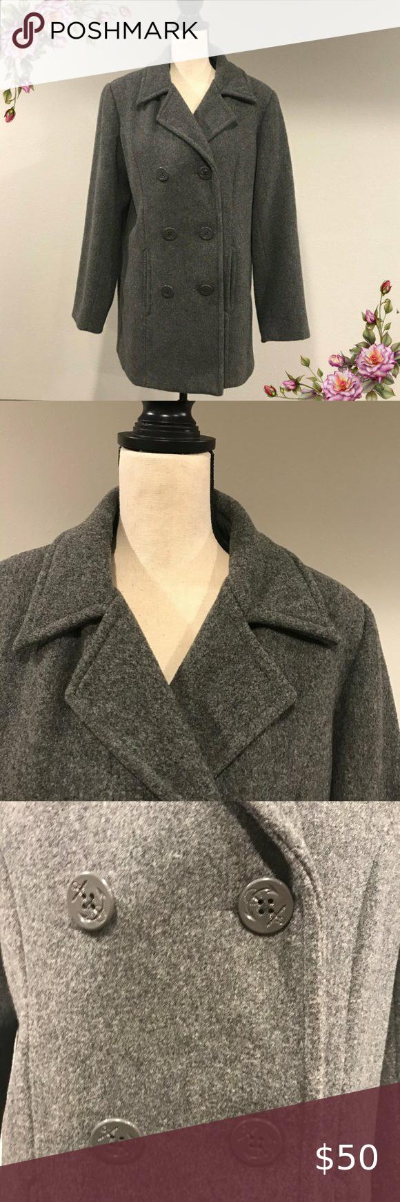 Centigrade Women S 100 Wool Peacoat Wool Peacoat Warm Outfits Pink Collarless Coat [ 1740 x 580 Pixel ]