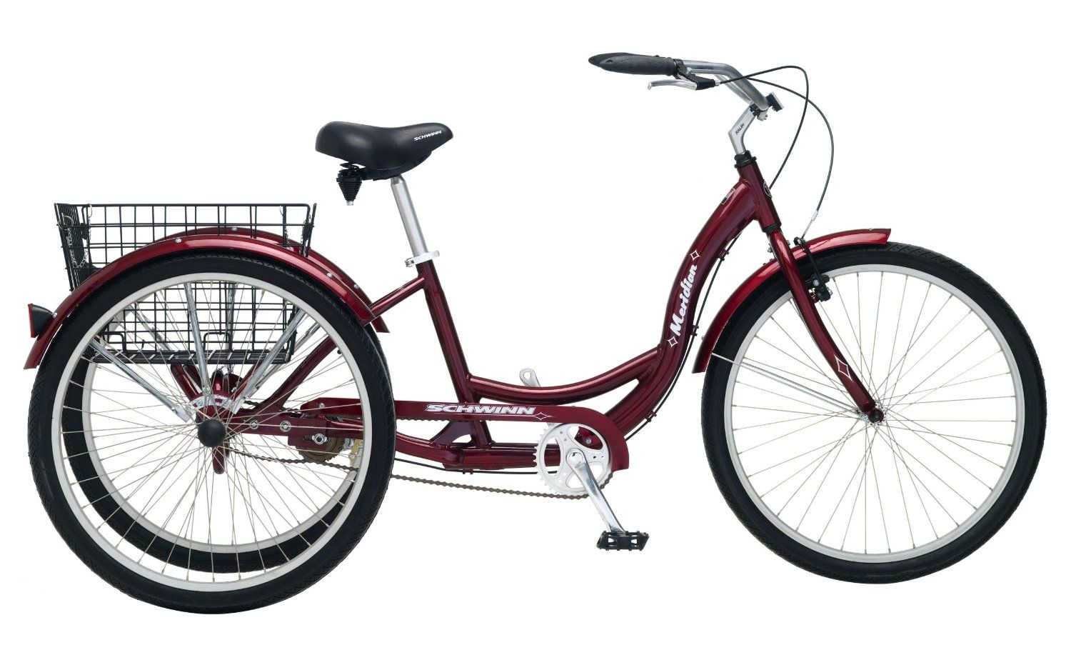 Best 3 Wheel Bike For Heavy People Adult Tricycle Schwinn