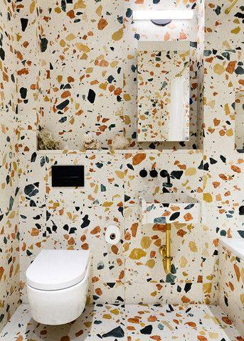Tendance Terrazzo Decorer Ses Toilettes Avec Gout Maison