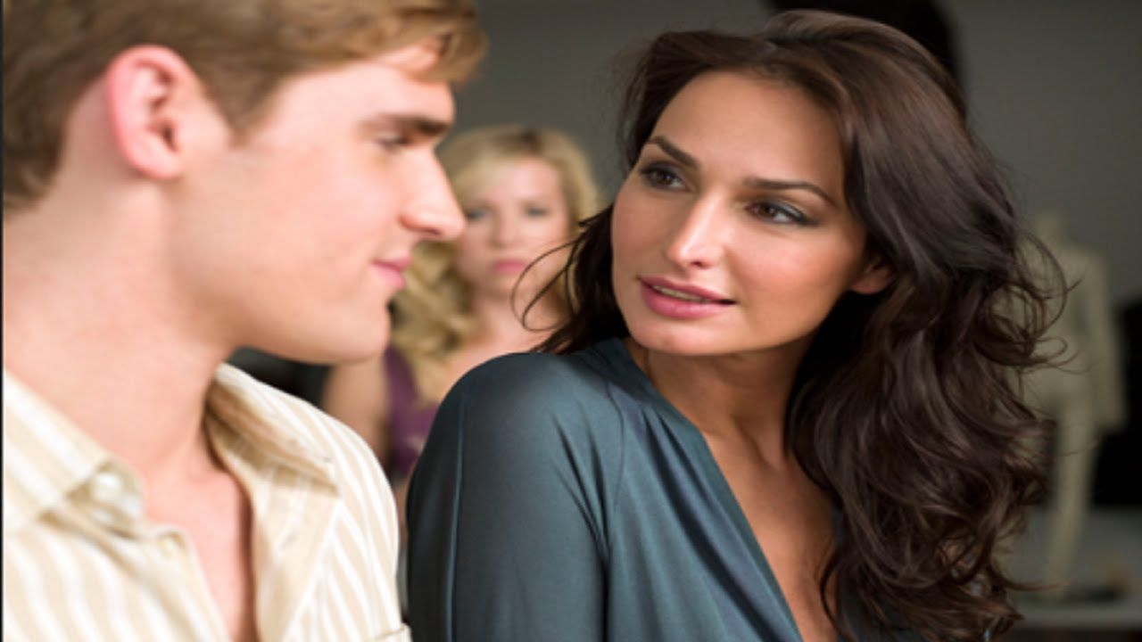 Tips when dating an older woman