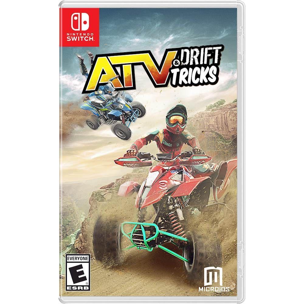 Best Buy ATV Drift & Tricks Standard Edition Nintendo