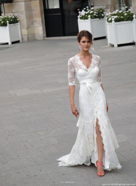 Cymbeline Paris 2010 Bridal Collection | Bridal collection, Wedding ...