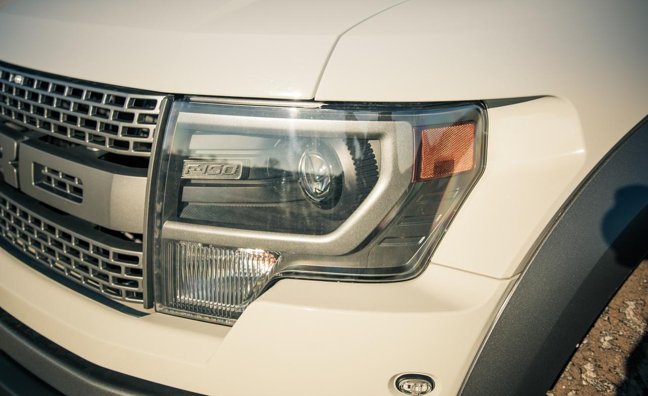 2014 ford f 150 svt raptor special edition headlight exterior - 2014 F 150 Svt Raptor Special Edition