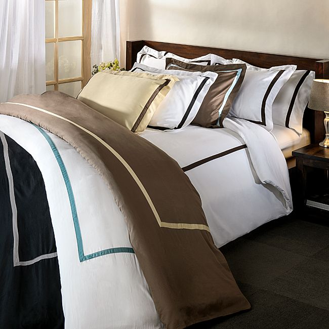 Ella Reversible 5 Piece Duvet Cover Set Overstock Shopping Great