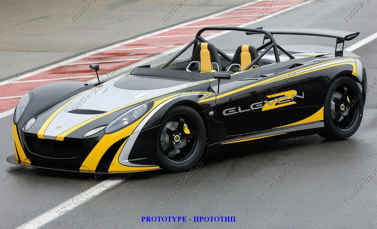 Best kit cars for beginners lotus 2 eleven car card