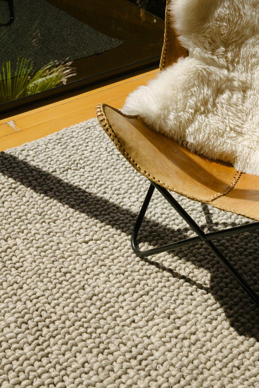 Noughts Weave In Marle Grey Handmade By Nodi Rugs Rugs Best Weave Handmade Rugs
