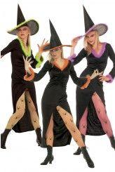 Déguisement sorcière Fancy Witch