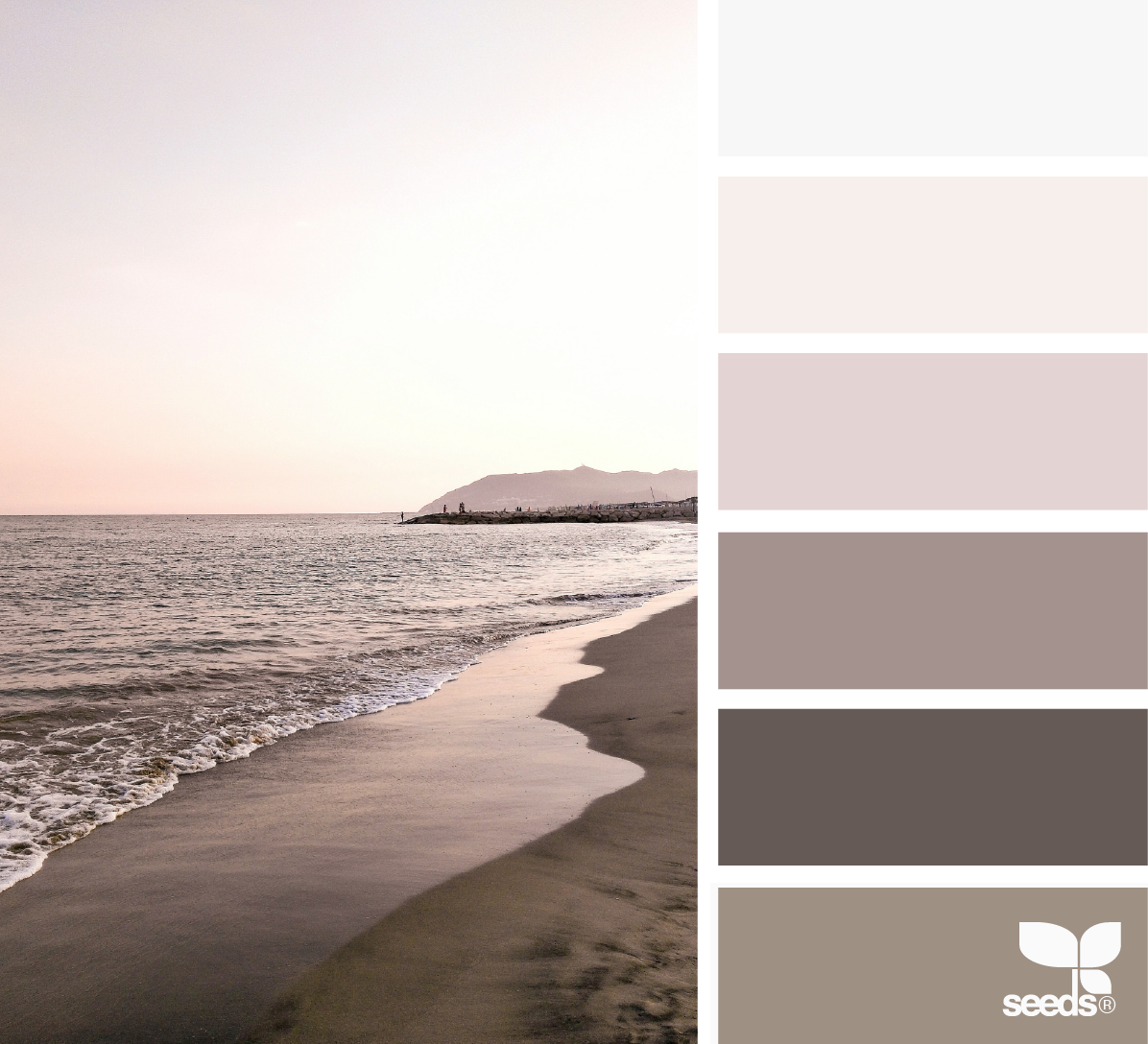 Stress less coloring by the shore - Shore Tones