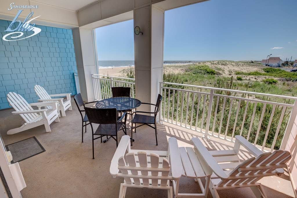 Spend A Week In This 3 Bedroom Semi Oceanfront Condo In The