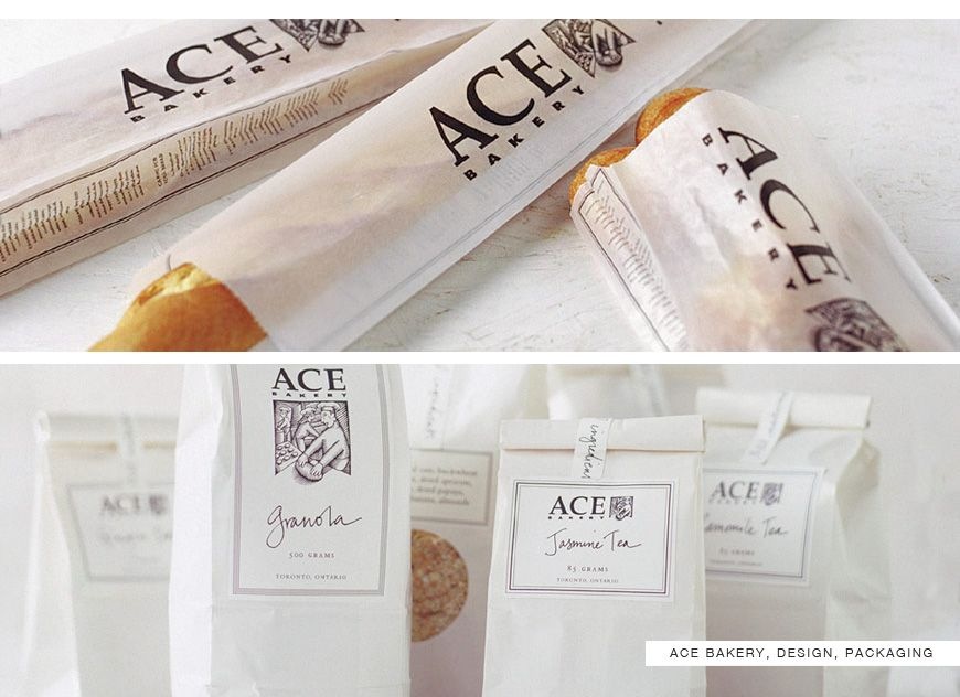 Love this artisan bakeries branding | BM | Bakery packaging