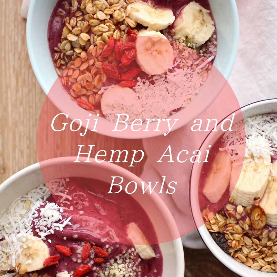 It S Always A Good Idea To Add More Toppings Into An Acai Bowl Whether It S A Banana Coconut Nuts Seeds And Goji