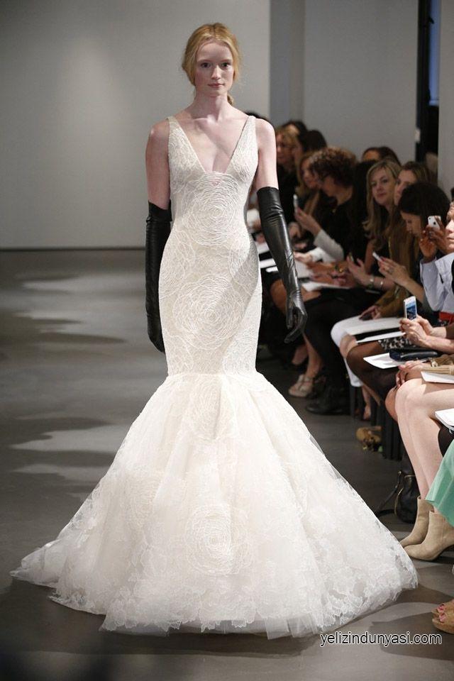 VERA WANG 2013 - 2014 | Wedding dress | Pinterest | Wedding dress ...