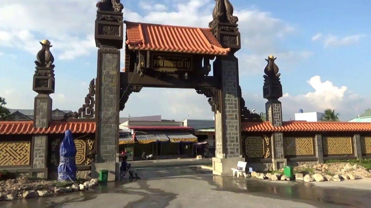 Du Hí Channel - Phù Dung Cổ Tự danh lam cổ tự của miền đất Hà Tiên | Cửa sổ