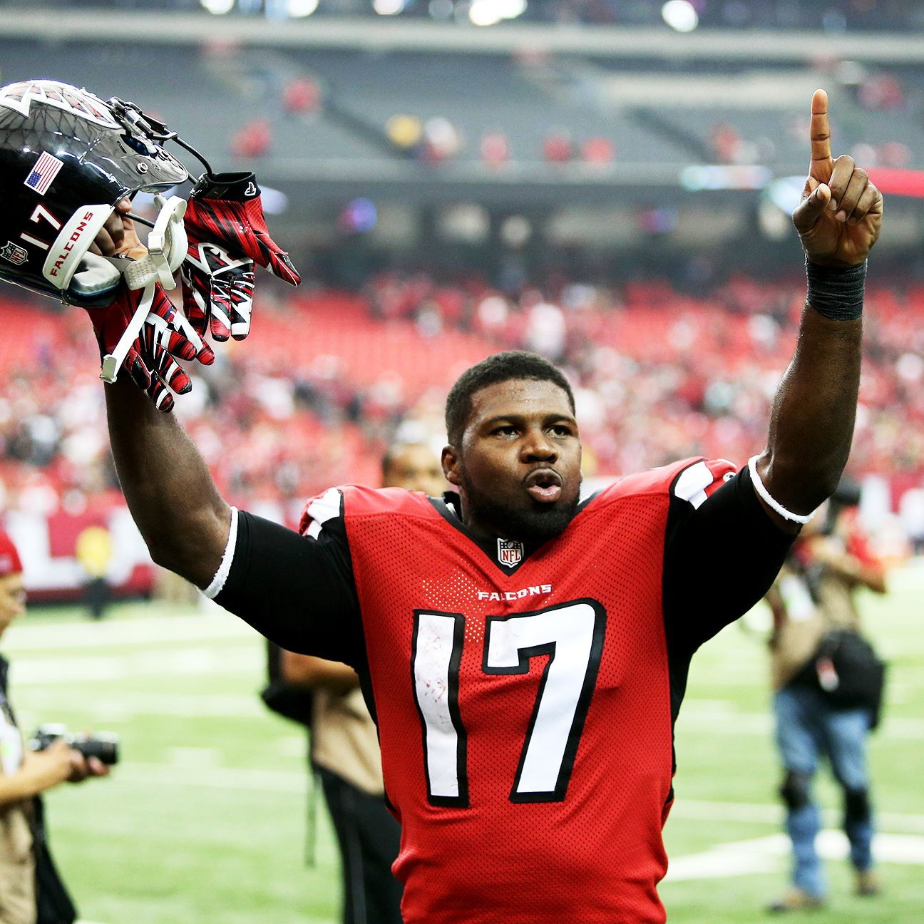 Devin Hester Not Stressed About Role In Falcons New Offense Devin Hester Atlanta Falcons Falcons