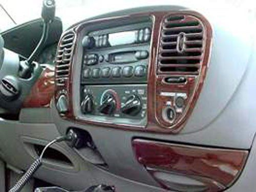 2001 Ford Expedition Interior