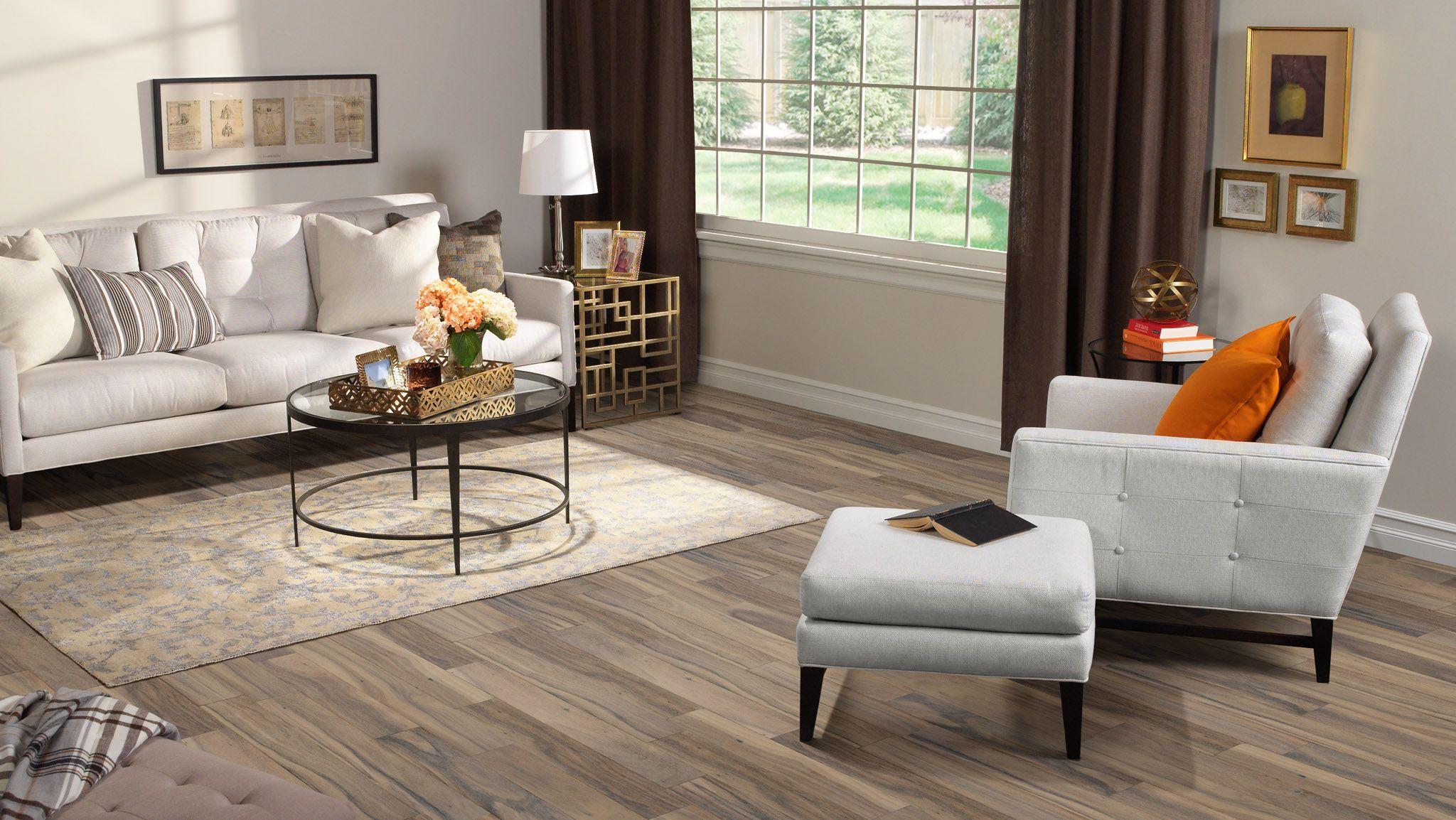 Kentwood Brushed Acacia Grayfield Engineered Wood Floors