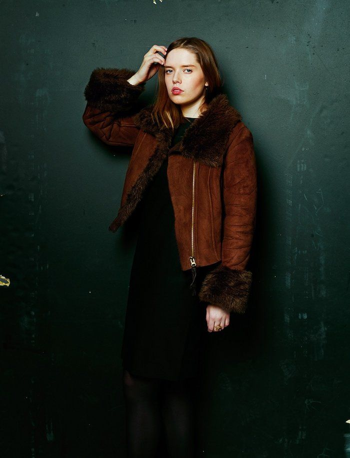 Cool coat The Cashmere Hour