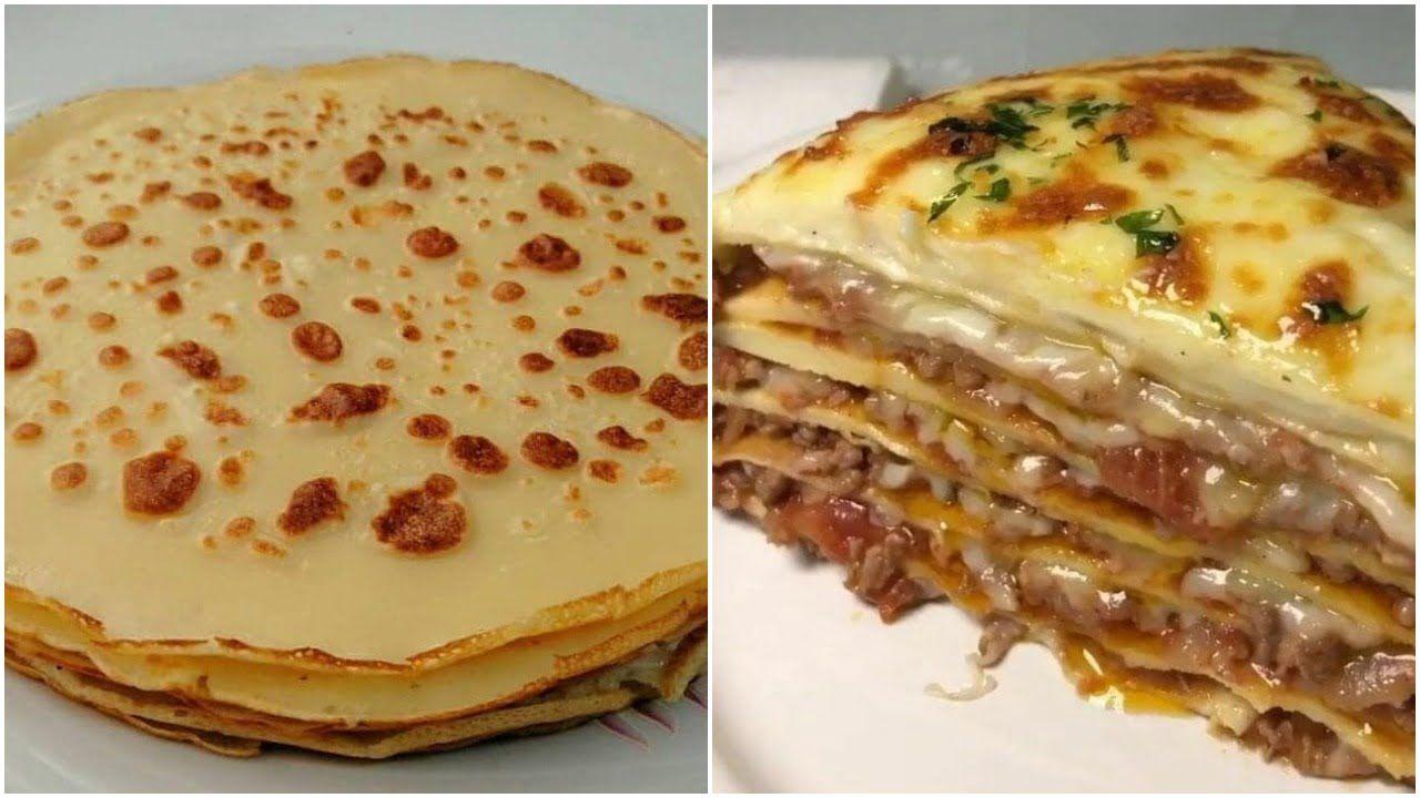 Membuat Lasagna Kulit Risoles Dengan Paduan Saus Bechamel Lifestyle Resep Lasagna Makanan Saus