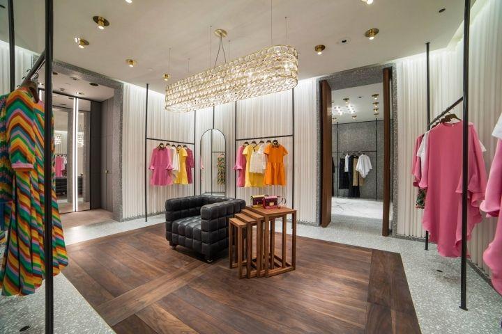 Valentino Standalone Store Riyadh Saudi Arabia Retail Design Blog
