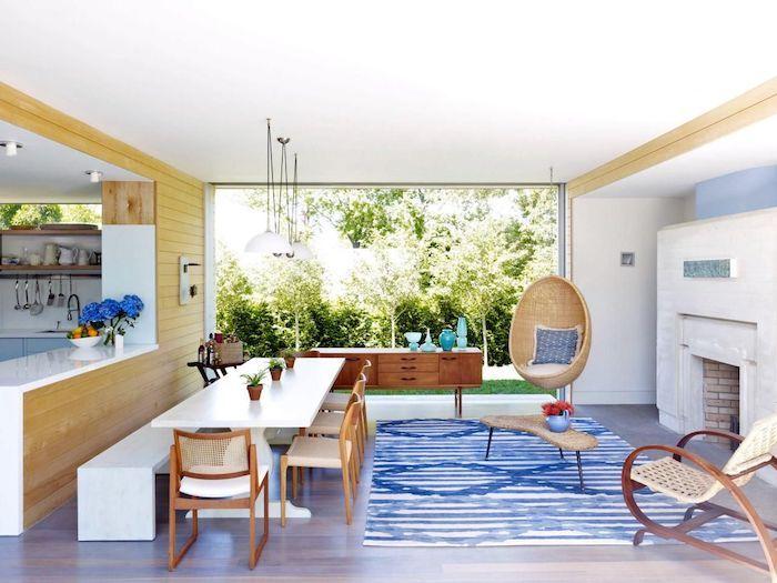 ▷ 1001 + idées pour aménager une cuisine ouverte dans lu0027air du temps - modele de cuisine americaine